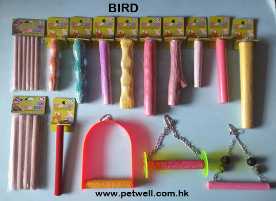 Petwell Bird Calcium & Mineral Perches